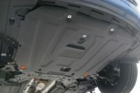 Защита картера двигателя и кпп сталь 2 мм. ALFeco