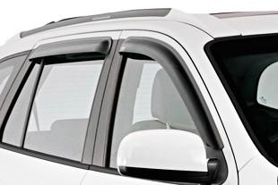 Дефлекторы на окна фольксваген транспортер элеватор челны фото