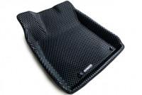 Коврики EVA (ЕВА) черные 3D Euromat