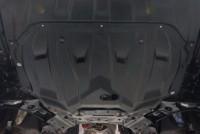 Защита картера двигателя и кпп композит 6 мм. АВС-Дизайн