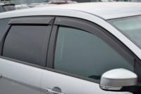 Дефлекторы на окна тонированные (широкие) Cobra Tuning (хэтчбек 3 дв.)
