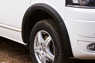 Накладки на колесные арки транспортер т5 пластиковые отзывы фольксваген транспортер бензин